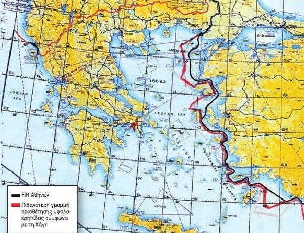 Ξέφυγαν οι Τούρκοι – Διεκδικούν την Πάρο και τη Μύκονο!