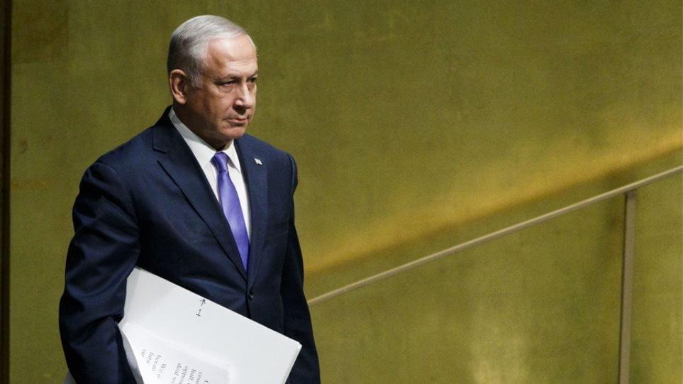 Δήλωση – «βόμβα» Νετανιάχου: Θα καταλάβουμε την κατεχόμενη Κοιλάδα του Ιορδάνη