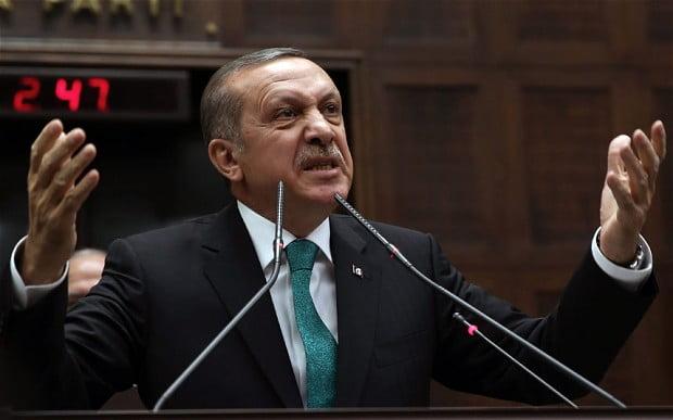 Έστησε «καυγά» ο Ερντογάν, μεγαλώνει το χάσμα με Ισραήλ – Αίγυπτο