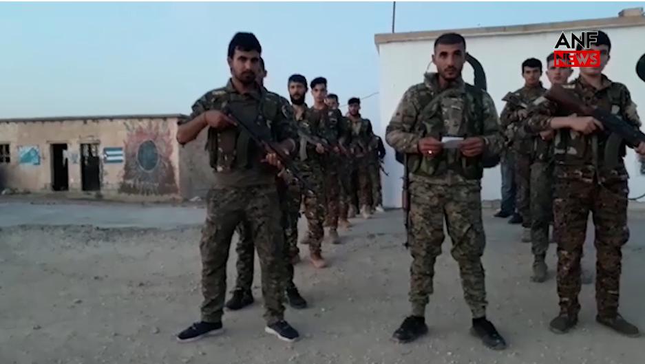 Αρμένιοι πολεμούν δίπλα στους Κούρδους στη ΒΑ Συρία – Μήνυμα με βίντεο που προκαλεί ρίγη συγκίνησης