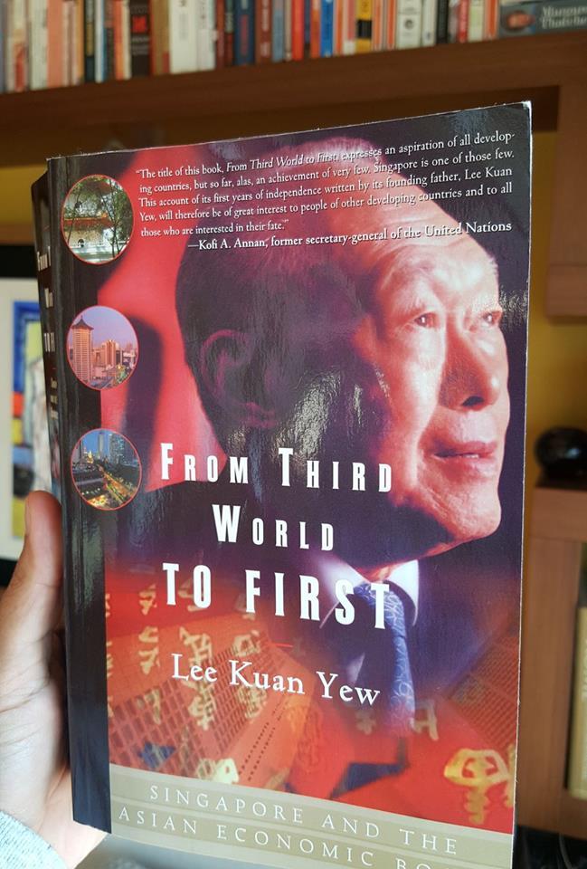 """""""Από τον τρίτο κόσμο στον πρώτο"""" – ( Lee Kuan Yew )"""