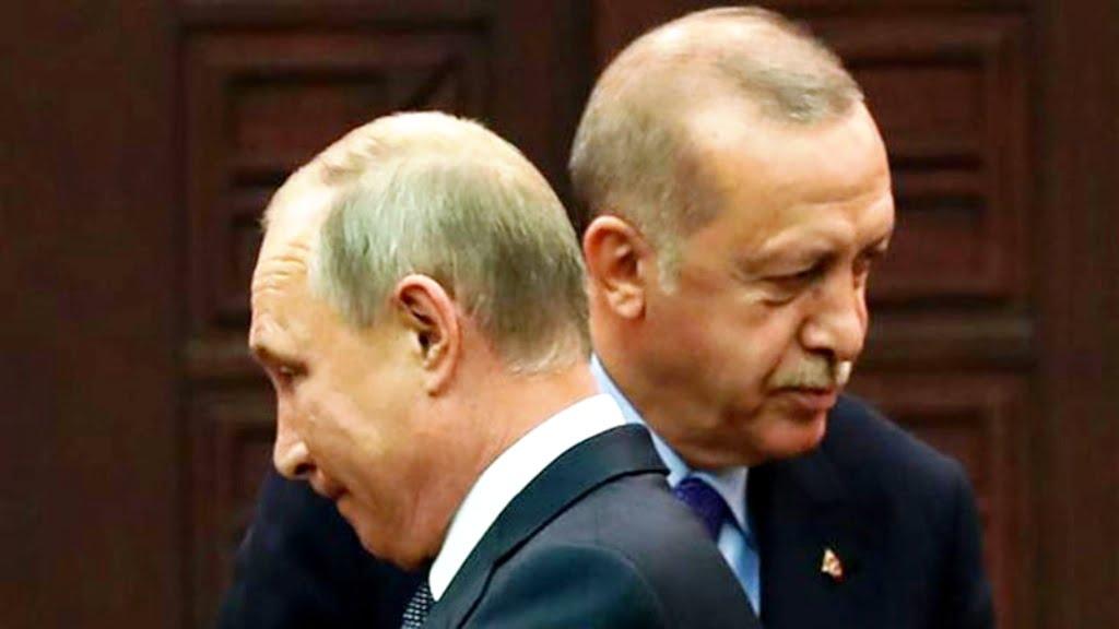 Ποιος θα σώσει τον στρατιώτη Ερντογάν;