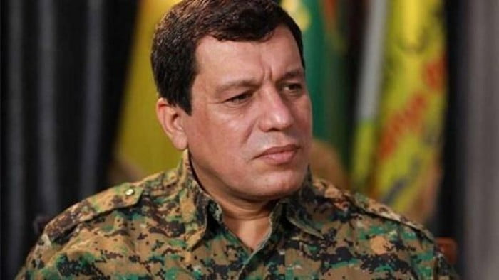 Ερντογάν σε ΗΠΑ: Παραδώστε μας τον επικεφαλής των συριακών κουρδικών δυνάμεων