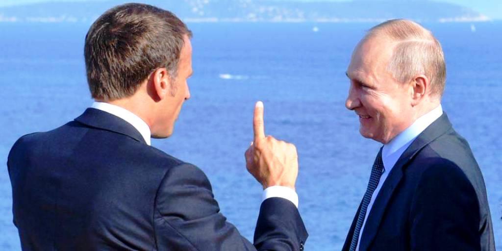Τα Γαλλικά Ανοίγματα στην Ρωσία