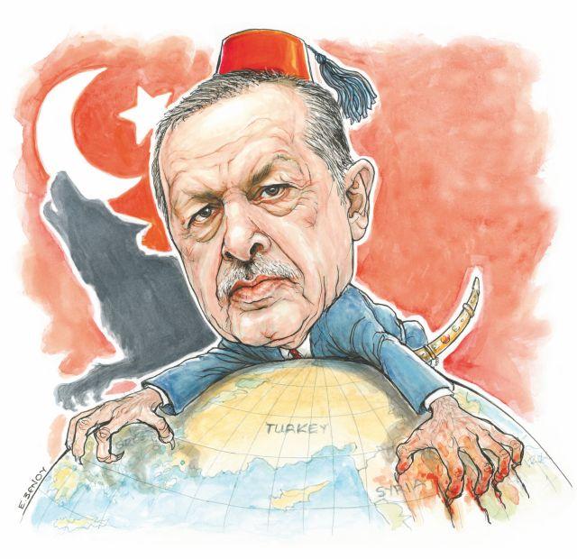 «Στο κενό που αφήνουμε Κύπρος και Ελλάδα, προχωράει η Τουρκία…»