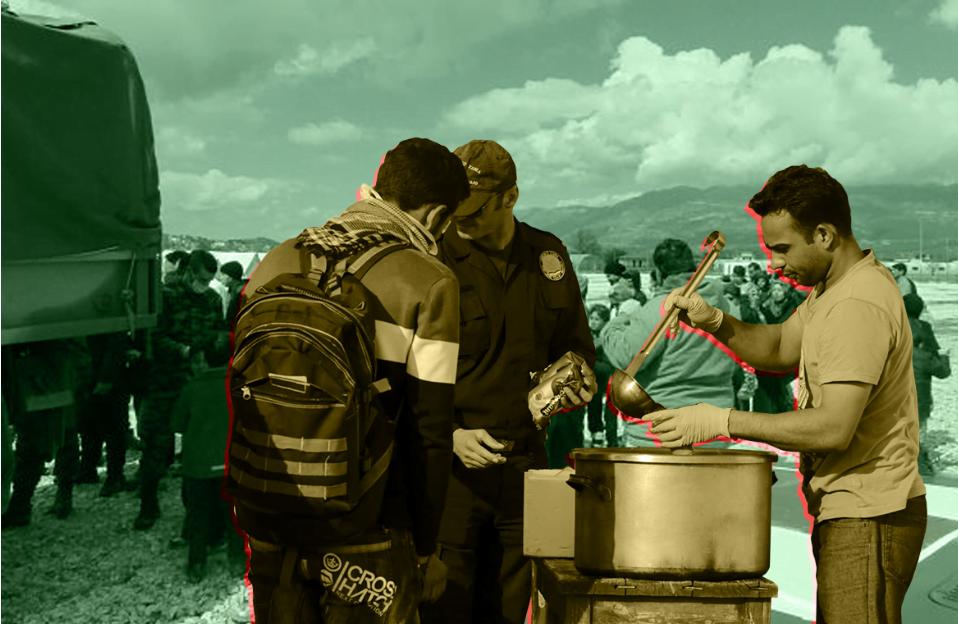 Προσφυγικό: Πώς γινόταν το κόλπο με τα χρυσοπληρωμένα συσσίτια