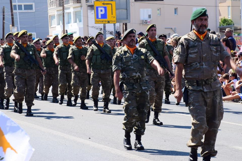 Πολεμιστής του 1974 στην Κύπρο συνεχίζει να υπηρετεί στον στρατό