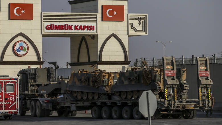 Ο Καναδάς αναστέλλει όλες τις εξαγωγές στρατιωτικού υλικού στην Τουρκία