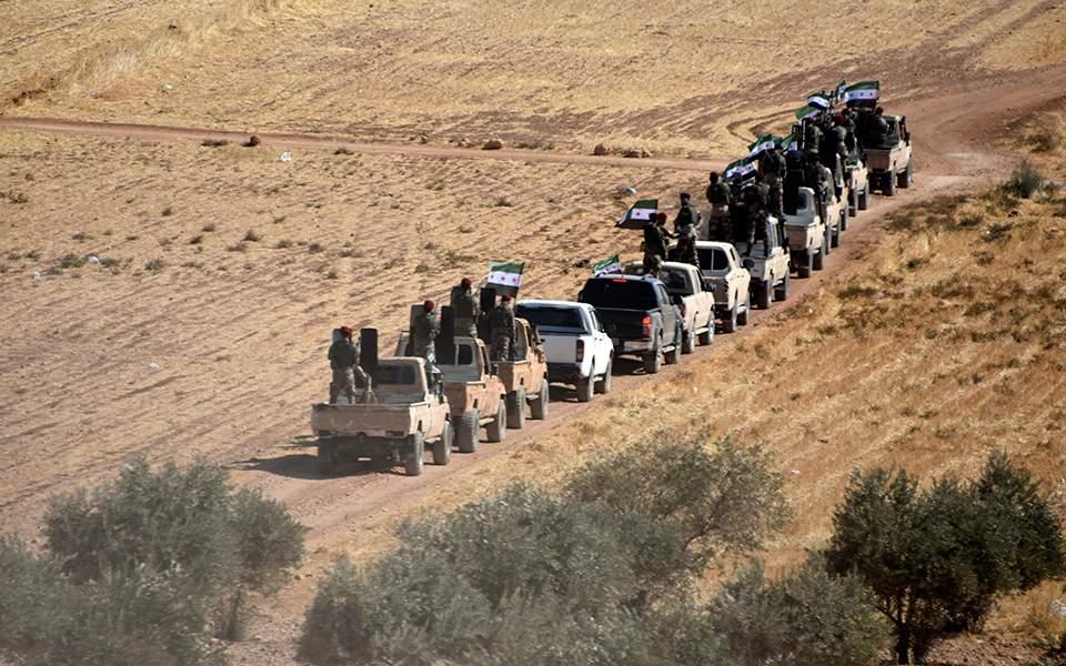 Η Τουρκία στέλνει περισσότερους από 1.800 μισθοφόρους στην Λιβύη-Ενισχύεται η παρουσία ανηλίκων στο πλευρό του GNA