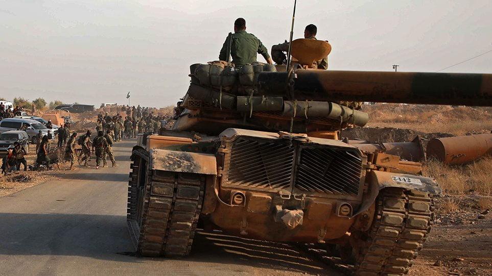 """Ρωσικό ΥΠΕΞ: """"Τρομοκράτες σκότωσαν Ρώσους και Τούρκους στρατιωτικούς συμβούλους στη Συρία"""""""