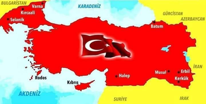 Ο απόλυτος εξευτελισμός – Ο υπουργός Άμυνας της Τουρκίας θέλει τουρκική την Κύπρο και τη Β. Ελλάδα μέχρι την Κατερίνη