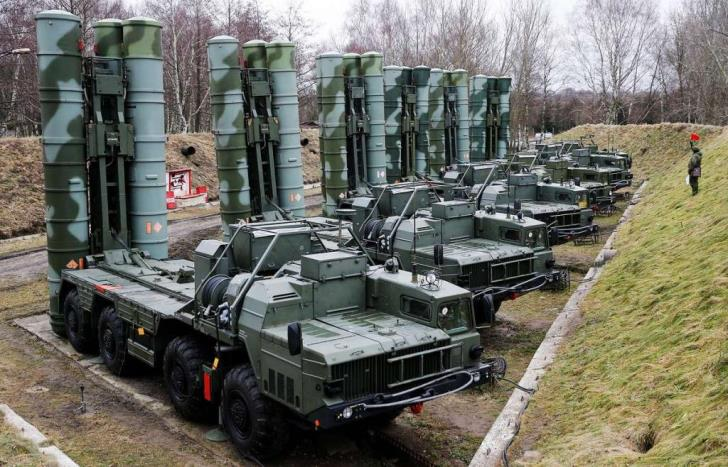 Οι ΗΠΑ στην κοσμάρα τους! Συνεχίζουν να πιέζουν την Τουρκία να αφήσει τους S-400