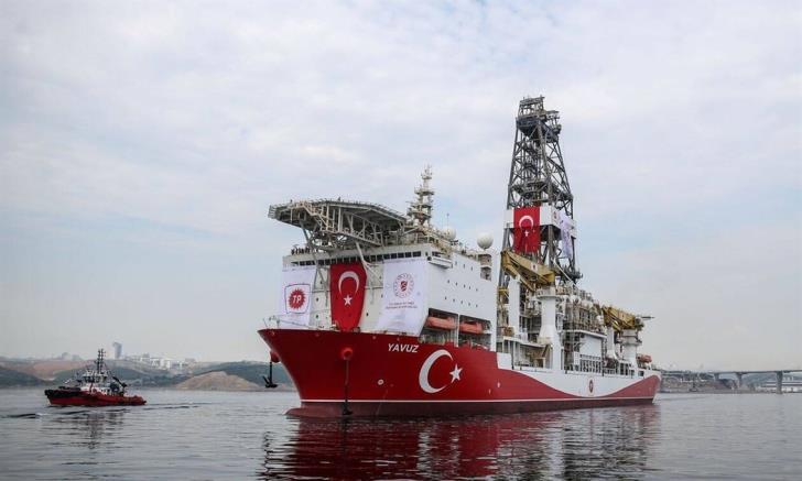 Νέες προκλήσεις των Τούρκων – Στρατιωτικές ασκήσεις γύρω από «Πορθητή» και «Yavuz» η Τουρκία