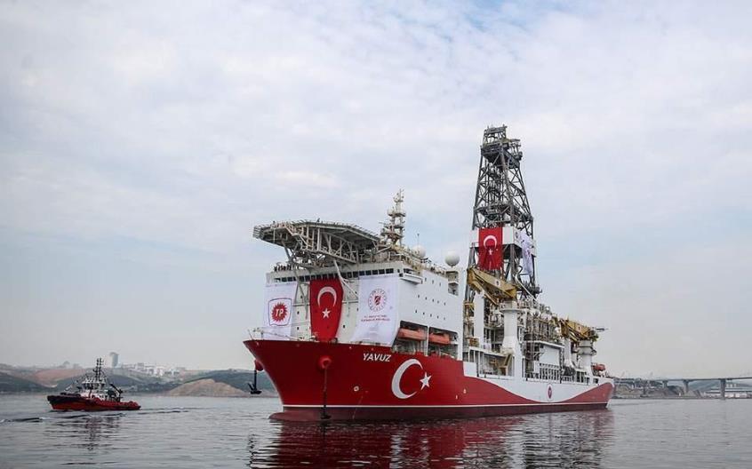 Γαλλία: Εχθρική κίνηση η νέα άφιξη τουρκικού τρυπανιού στην κυπριακή ΑΟΖ