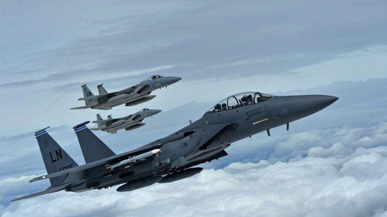«Οι ΗΠΑ αγοράζουν καινούρια F-15 μετά από 20 χρόνια»