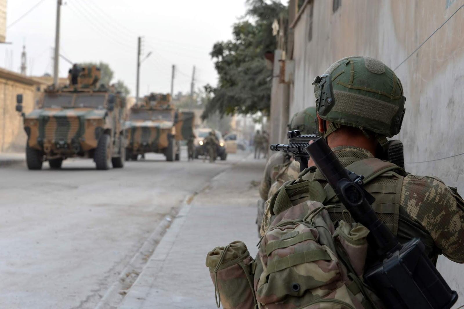 Βόρειο Ιράκ-Οι απώλειες του τουρκικού στρατού στις μάχες με τους Κούρδους αντάρτες