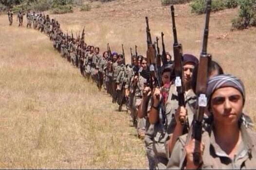 Οι Κούρδοι ξεσκεπάζουν τα ψέμματα της Τουρκίας για τους πρόσφυγες της Συρίας