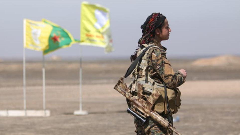 Συρία: Θετικοί οι Κούρδοι στη γερμανική πρόταση για «διεθνή» ζώνη ασφαλείας