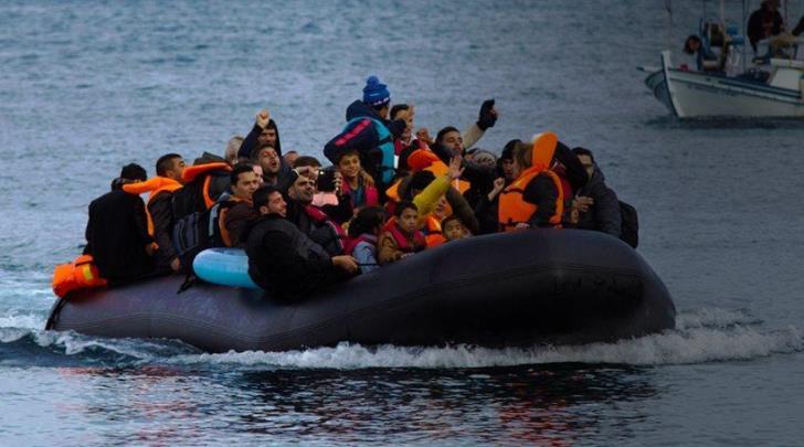 Λέσβος: Ήρθαν οι πρώτοι μετανάστες-πρόσφυγες του μήνα