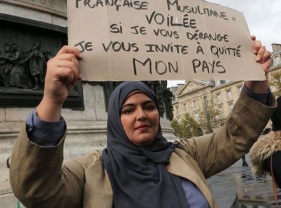 Έχει δίκιο η μουσουλμάνα