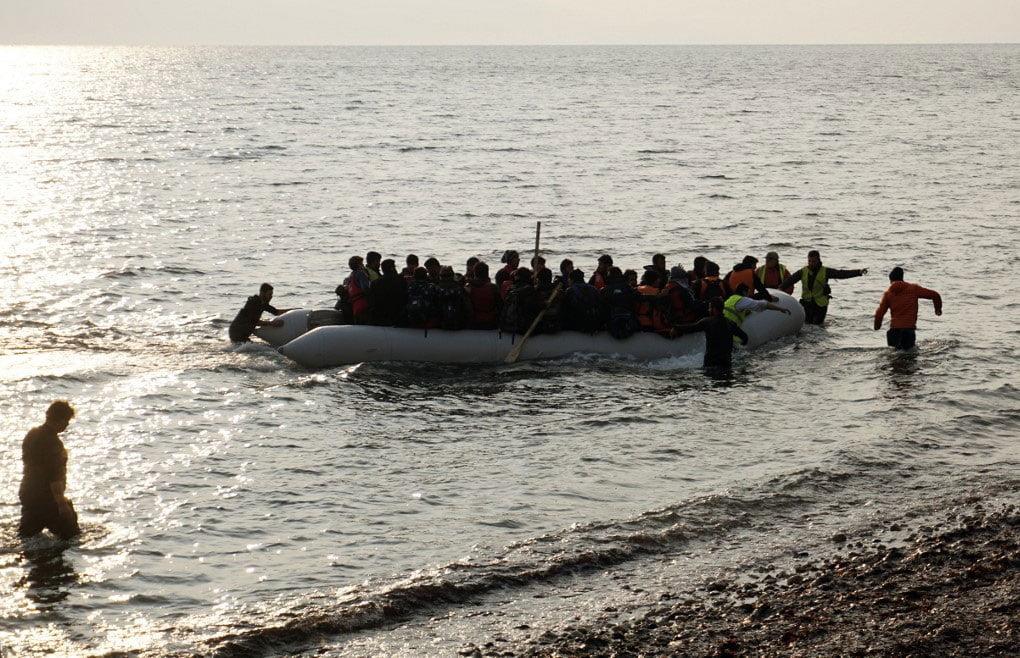ΟΗΕ: Ρεκόρ τριετίας στις αφίξεις μεταναστών στα ελληνικά νησιά τον Σεπτέμβριο