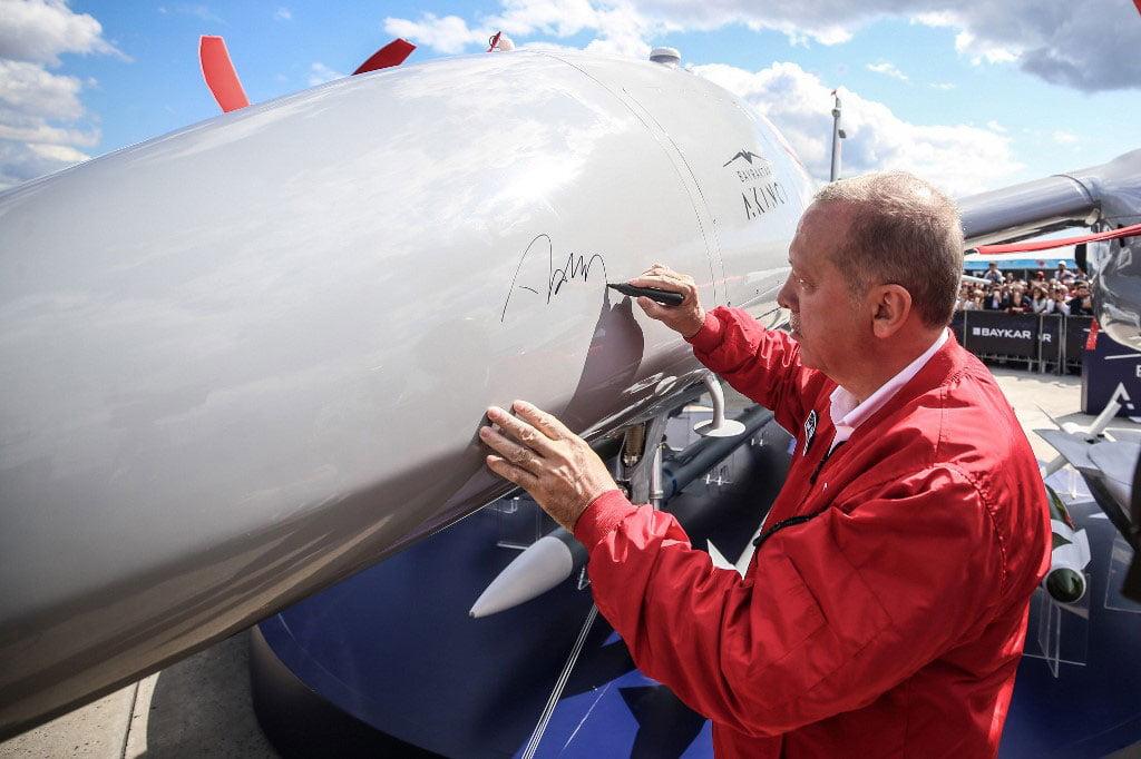 Πουλάει… τρέλα η Τουρκία: Στέλνει μη επανδρωμένα αεροσκάφη για «περιπολίες» στον Έβρο