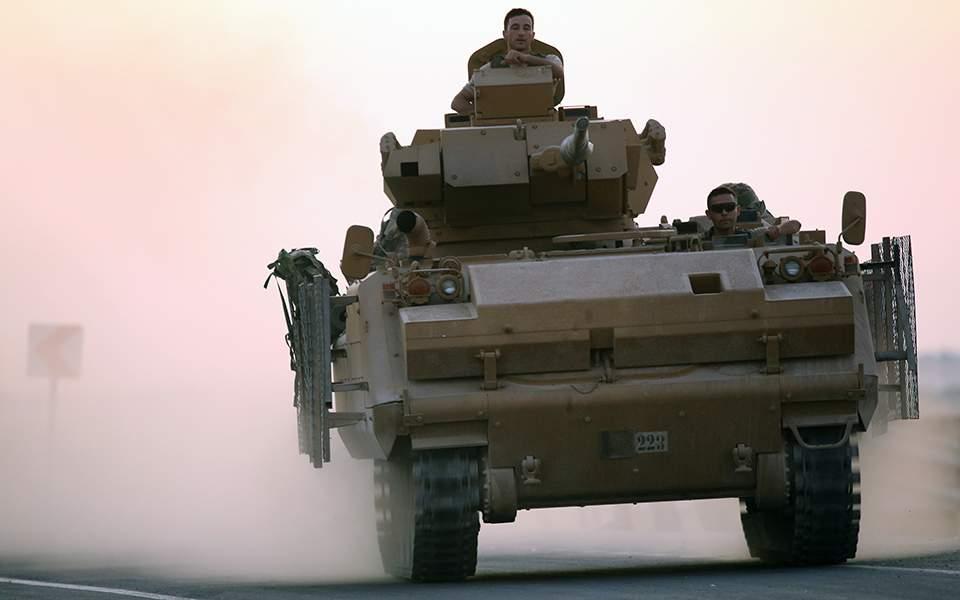 Στην τελική ευθεία για την αποδοχή 1200 M1117 ASV Guardians για τον Ελληνικό Στρατό!