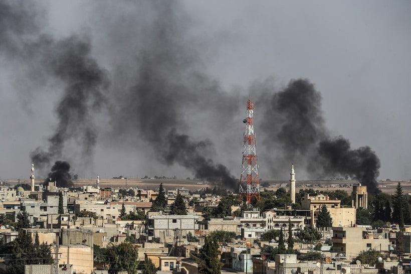 Ρωσικό μαχητικό κατέρριψε Αμερικανικό UAV στην αεροπορική βάση Khmeimim της Συρίας