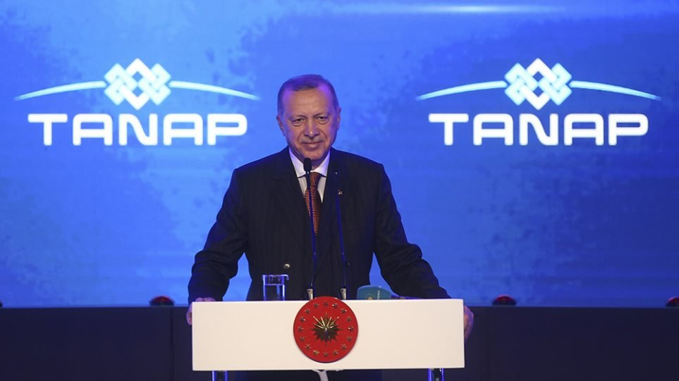 Ερντογάν: Η Τουρκία δεν θα υποκύψει με Λιβύη – Αποχώρησε από την εκδήλωση ο Έλληνας υφυπουργός Περιβάλλοντος