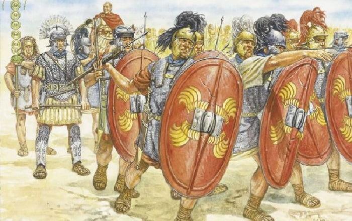 Σαν σήμερα 27 Νοεμβρίου: Οι Ρωμαίοι λεηλατούν την Ήπειρο