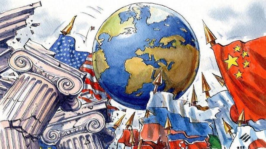 Με ποιους τρόπους σχεδιάζουν τη στρατηγική τους για τα επόμενα χρόνια ΗΠΑ, Κίνα, Ρωσία, Βρετανία, Γαλλία και Γερμανία