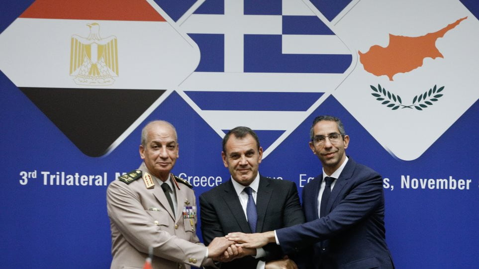 Ελλάδα, Αίγυπτος, Κύπρος καταδικάζουν τις τουρκικές προκλήσεις στην ευρύτερη περιοχή