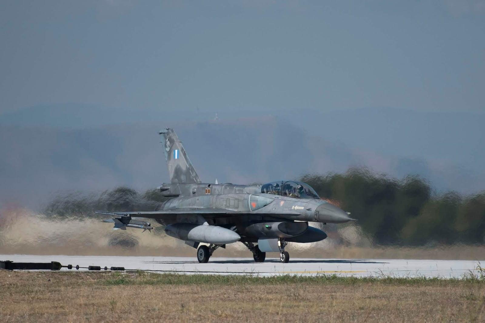 Στρατηγικό «τρίγωνο» Ελλάδας-Αιγύπτου-Ισραήλ: Έλληνες και Ισραηλινοί πιλότοι σε σενάρια μάχης στον αέρα-Αιγύπτιοι κομάντος στην Κρήτη