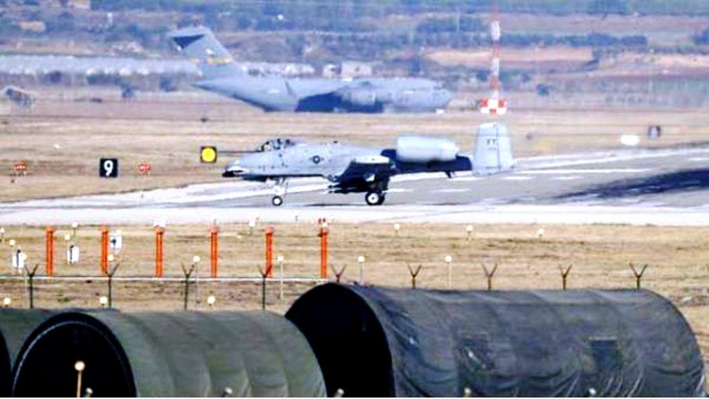 Τούρκος αξιωματικός δημοσιοποίησε απόρρητα έγγραφα που σχετίζονται με την παρουσία αμερικανικών στρατευμάτων στην Τουρκία