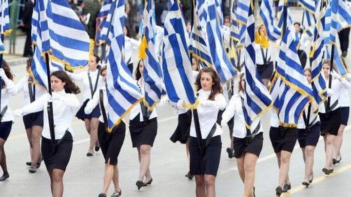 Οι παρελάσεις και η γελοιοποίηση της ημέρας εθνικής μνήμης και τιμής νεκρών ηρώων
