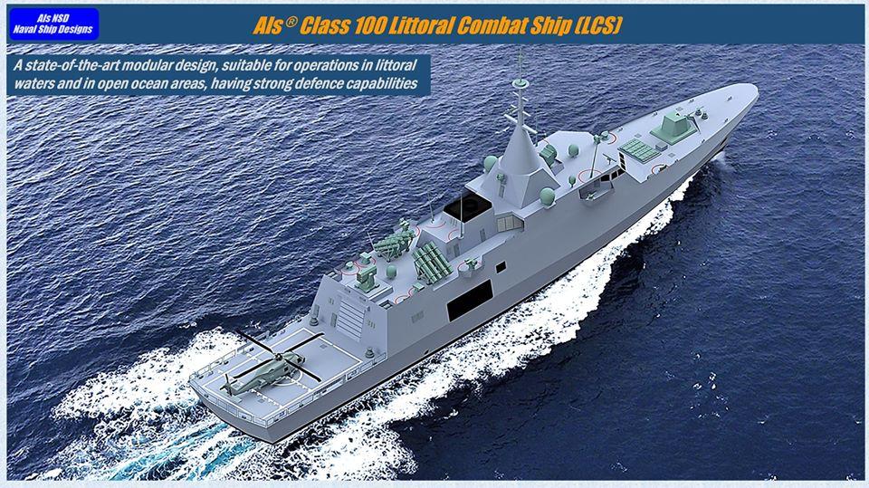Οι λόγοι της ανάπτυξης ενός πολεμικού σκάφους στην Ελλάδα