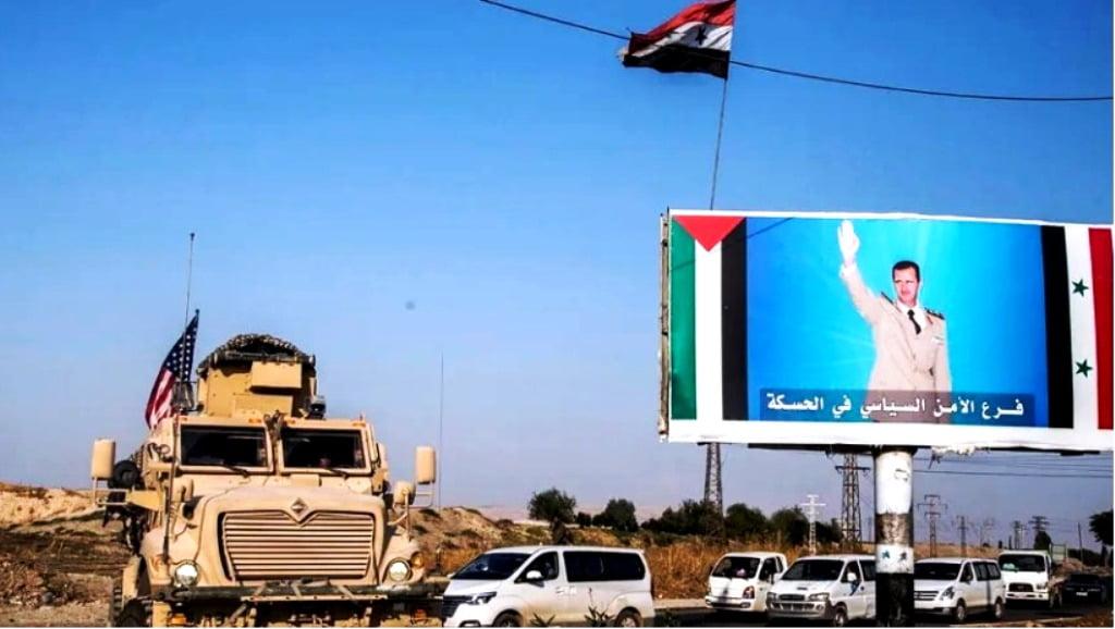 Ο Μπασάρ αλ-Άσαντ απαντά στα ερωτήματα των Σύρων για το βόρειο τμήμα της χώρας (2/2)
