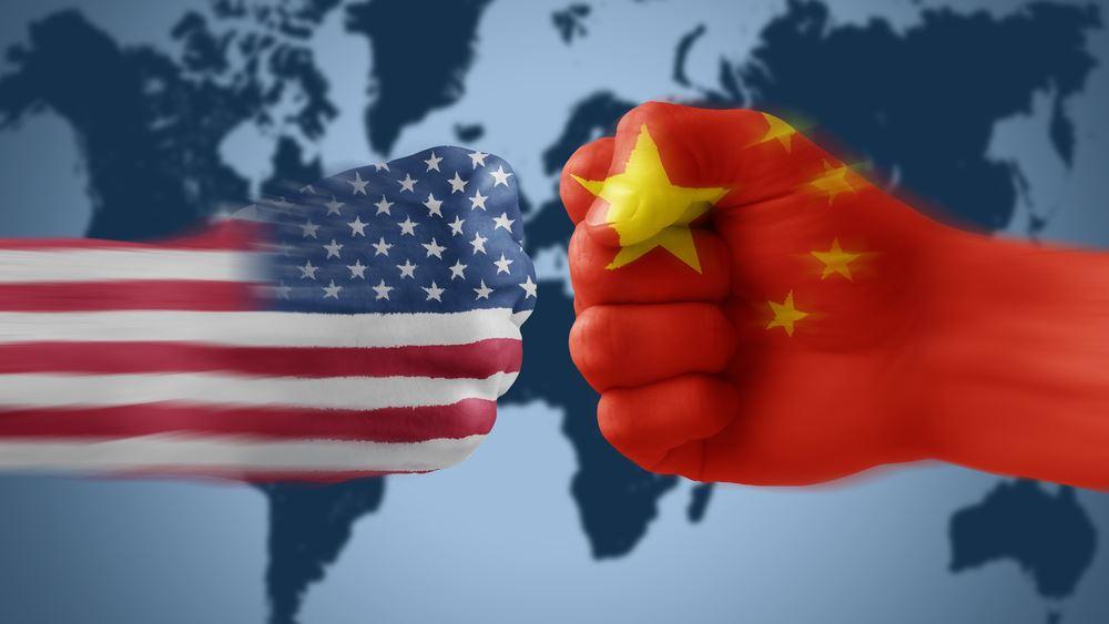 ΟΗΕ: Ο εμπορικός πόλεμος ΗΠΑ-Κίνας βλάπτει και τις δύο χώρες
