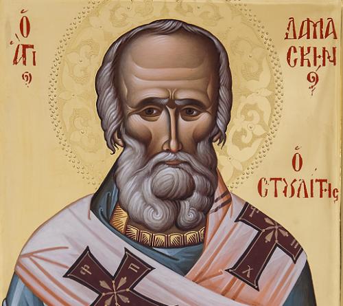Άγιος Δαμασκηνός Στουδίτης: Δάσκαλος του υπόδουλου Γένους