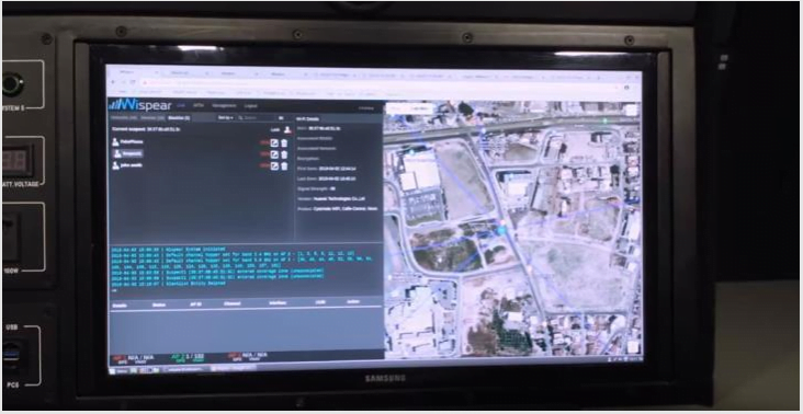 Κατασκοπευτικό βαν στην Κύπρο: Βρέθηκαν πάνω από ένα εκατ. αριθμοί τηλεφώνων