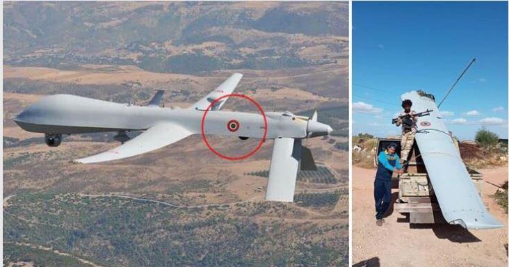 Λιβύη: Οι δυνάμεις του Χάφταρ κατέρριψαν ιταλικό UAV