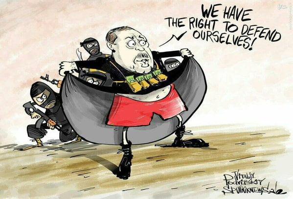 Gatestone: Τι κρύβει ο πόλεμος του Erdogan με τη Δύση – Ποια όπλα διαθέτει ενάντια σε ΕΕ