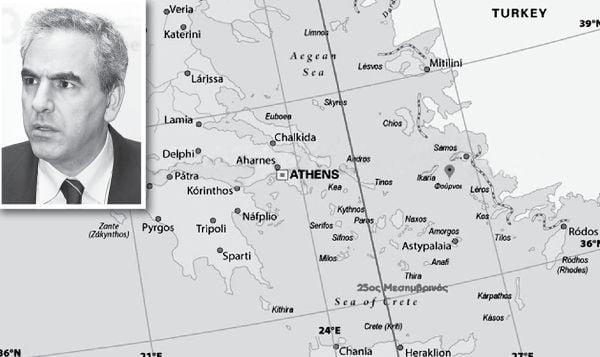 Συνεκμετάλλευση στό Αἰγαῖο προτείνει ὁ Σύμβουλος Ἐθνικῆς (Ἀν)ασφαλείας!