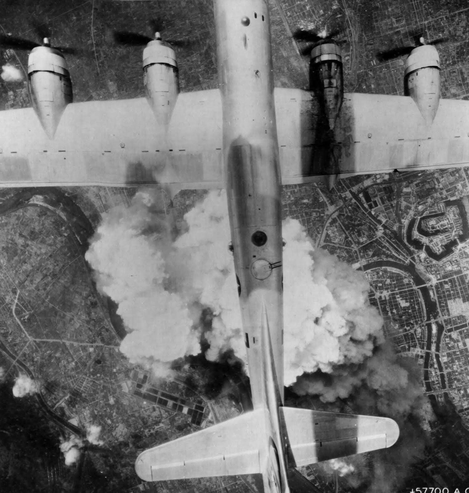 Target Tokyo: Η «πύρινη θύελλα» που συντόμευσε τον πόλεμο;