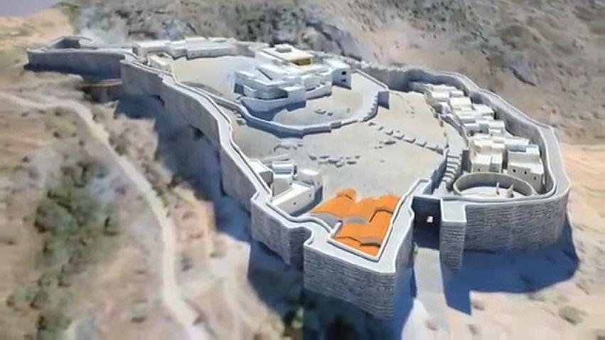 Η εκπληκτική τρισδιάστατη αναπαράσταση της ακρόπολης των Μυκηνών (βίντεο 3D)