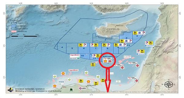Κυπριακή ΑΟΖ – Το Τεμάχιο 12 ανάβει το πράσινο φως!