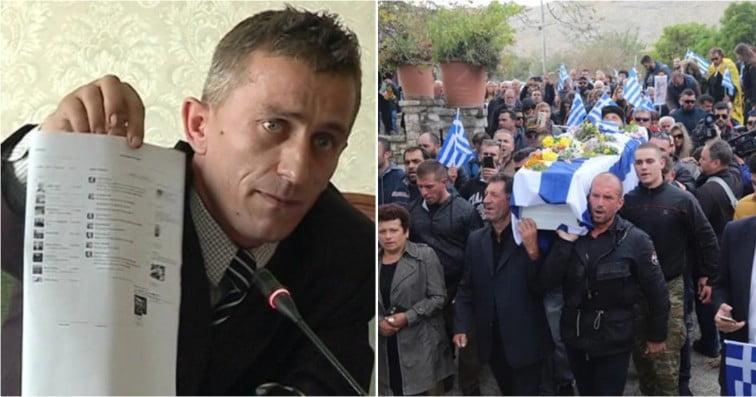 Αλβανός δημοσιογράφος ξαφνιάζει: «Είναι ήρωας ο Κωνσταντίνος Κατσίφας – Είμαι με τους Έλληνες»