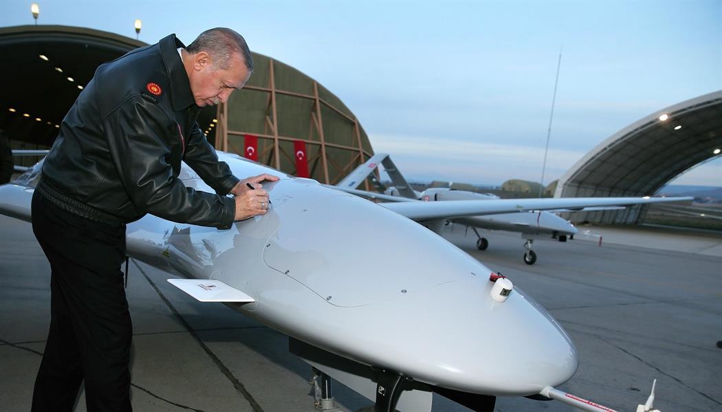 «Χουριέτ»: Πόλεμος drones στην ανατολική Μεσόγειο