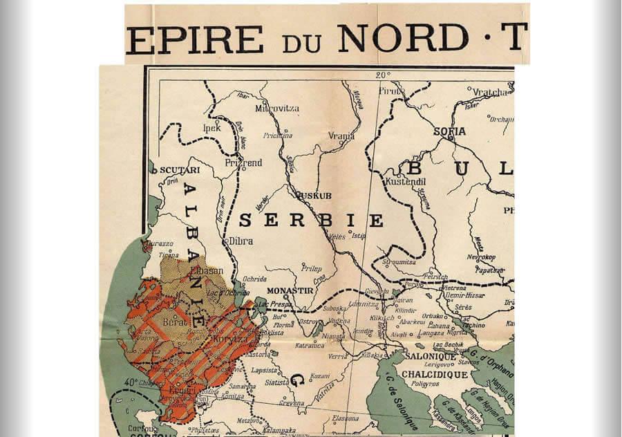 Βόρειος Ήπειρος – ΕPIRE du NORD