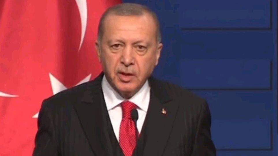 Κούνησε το δάχτυλο για τη Γενοκτονία των Αρμενίων και το παίζει δίπορτο  – Ερντογάν: Δεν μπορούμε να αντικαταστήσουμε τα S-400 με τους Patriot… Ας έχουμε και τα δυο